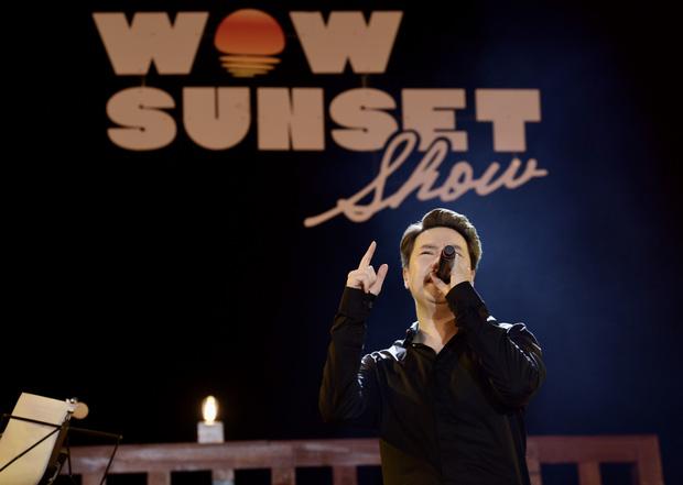 Nguyên Hà thích hát tại WOW Sunset Show vì kiểu gì cũng có hình đẹp, Lê Hiếu bật mí ca khúc bắt trúng tâm trạng khi yêu - Ảnh 13.