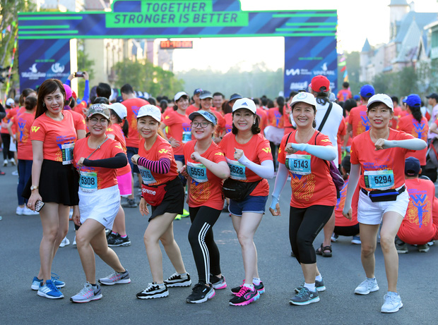 Runner nói gì về trải nghiệm kỳ nghỉ thể thao với giải chạy WOW Marathon Vinpearl Phú Quốc: Tôi như vỡ oà vì được chạy ở cung đường tuyệt đẹp! - Ảnh 11.