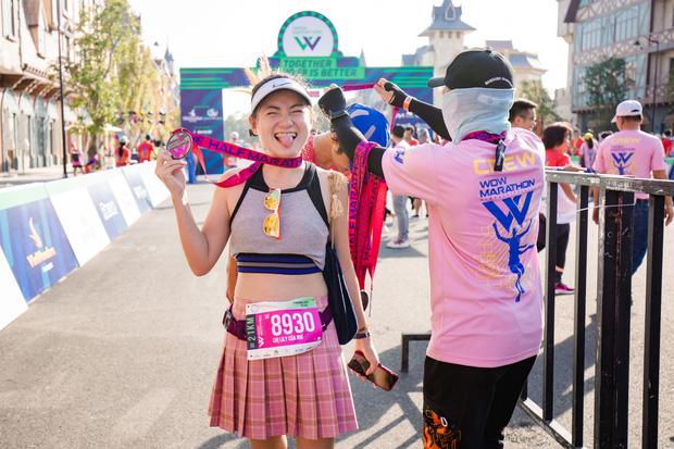 Runner nói gì về trải nghiệm kỳ nghỉ thể thao với giải chạy WOW Marathon Vinpearl Phú Quốc: Tôi như vỡ oà vì được chạy ở cung đường tuyệt đẹp! - Ảnh 12.