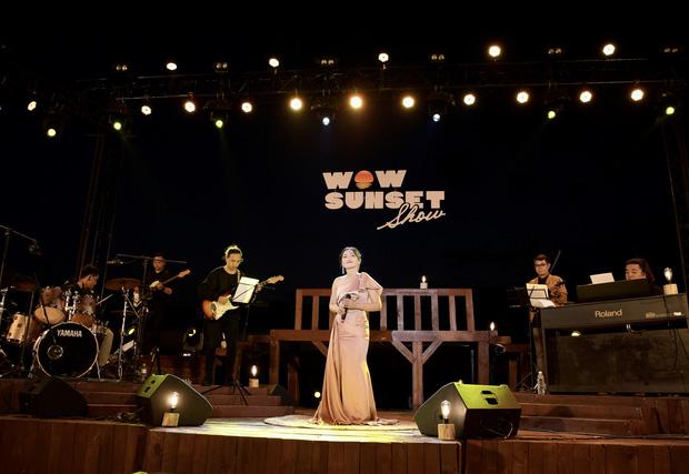 Nguyên Hà thích hát tại WOW Sunset Show vì kiểu gì cũng có hình đẹp, Lê Hiếu bật mí ca khúc bắt trúng tâm trạng khi yêu - Ảnh 16.