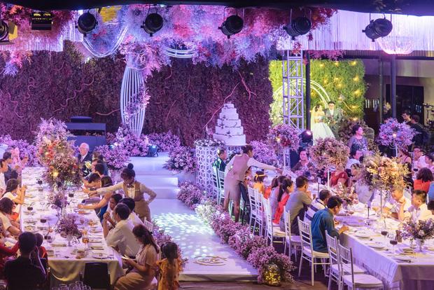 Đám cưới Công Phượng - Viên Minh: HLV Park Hang-seo rạng rỡ ở đám cưới của học trò - Ảnh 29.