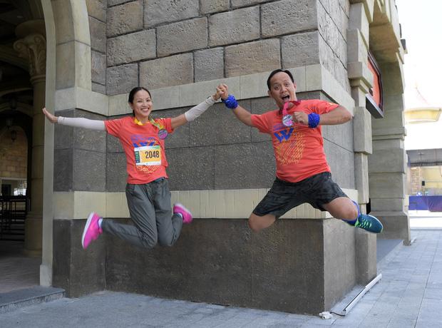 Runner nói gì về trải nghiệm kỳ nghỉ thể thao với giải chạy WOW Marathon Vinpearl Phú Quốc: Tôi như vỡ oà vì được chạy ở cung đường tuyệt đẹp! - Ảnh 4.