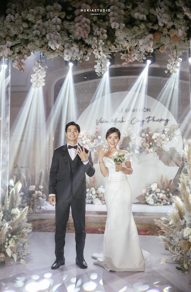 Đám cưới Công Phượng - Viên Minh: HLV Park Hang-seo rạng rỡ ở đám cưới của học trò - Ảnh 32.