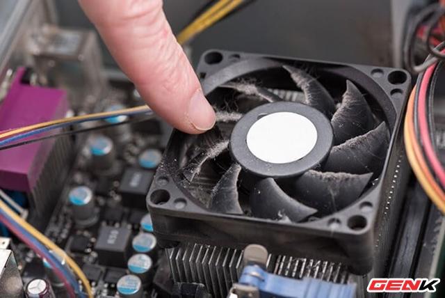 Những mẹo đơn giản giúp làm mát máy tính khi sử dụng trong thời gian dài - Ảnh 7.