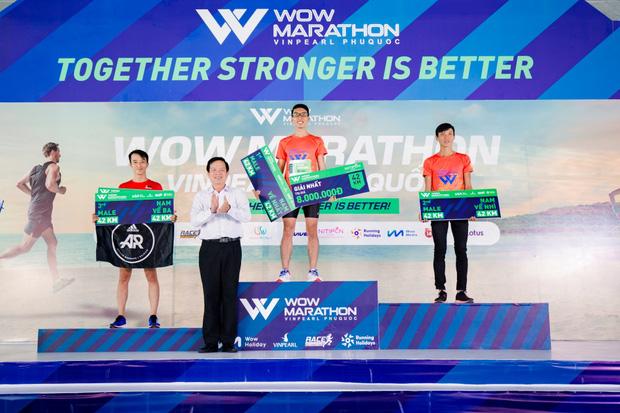 Runner nói gì về trải nghiệm kỳ nghỉ thể thao với giải chạy WOW Marathon Vinpearl Phú Quốc: Tôi như vỡ oà vì được chạy ở cung đường tuyệt đẹp! - Ảnh 7.