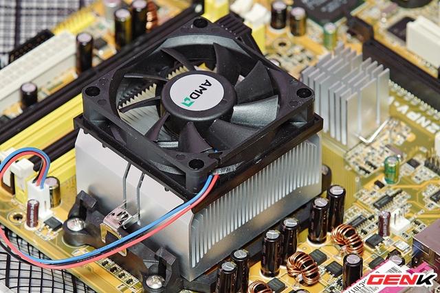 Những mẹo đơn giản giúp làm mát máy tính khi sử dụng trong thời gian dài - Ảnh 10.