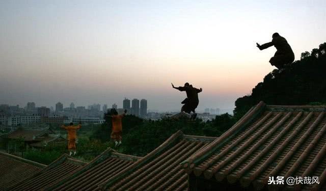 Giai thoại về ẩn sĩ Võ Đang một bước bay lên mái nhà và tuyệt kỹ khinh công bị thất truyền - Ảnh 5.