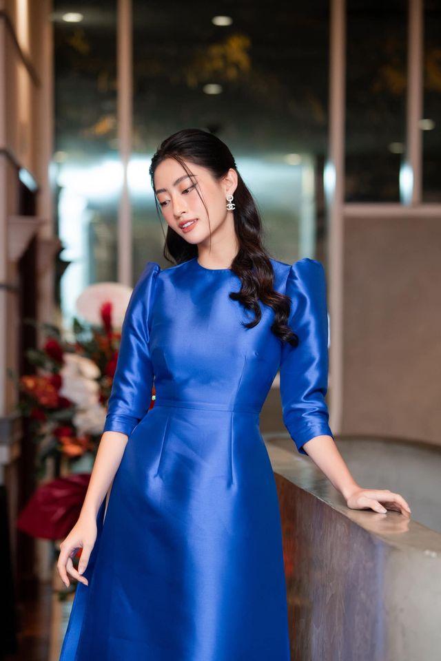 Hoa hậu Lương Thùy Linh: Hoa hậu đúng là con đường có thể làm giàu rất nhanh - Ảnh 3.