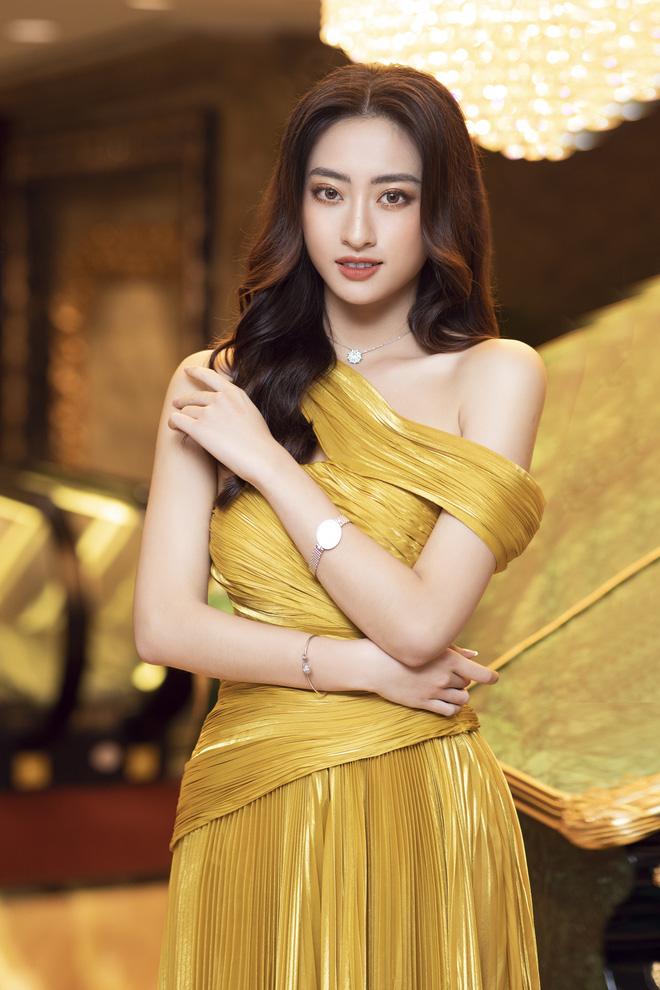 Hoa hậu Lương Thùy Linh: Hoa hậu đúng là con đường có thể làm giàu rất nhanh - Ảnh 1.
