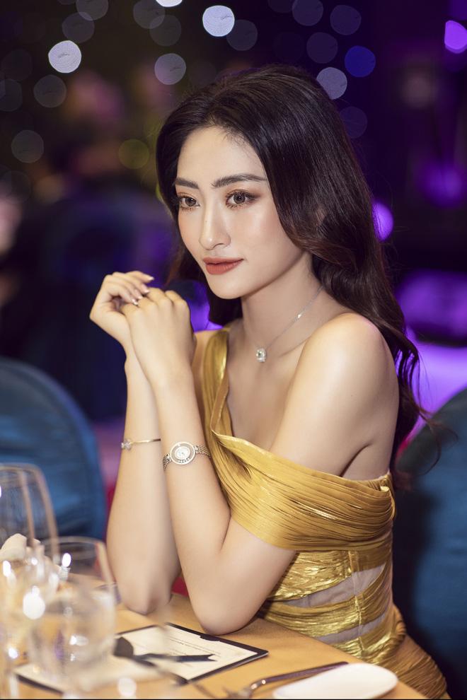 Hoa hậu Lương Thùy Linh: Hoa hậu đúng là con đường có thể làm giàu rất nhanh - Ảnh 4.