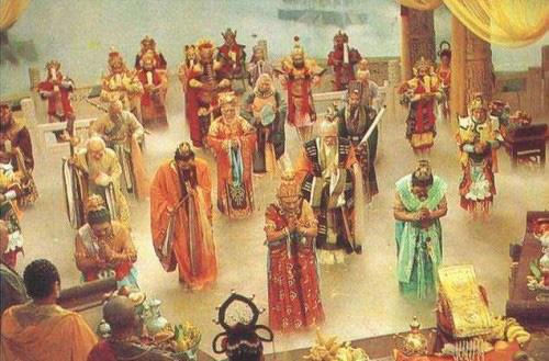 3 đại cao thủ ẩn tàng trên Thiên Đình trong Tây Du Ký - Ảnh 1.