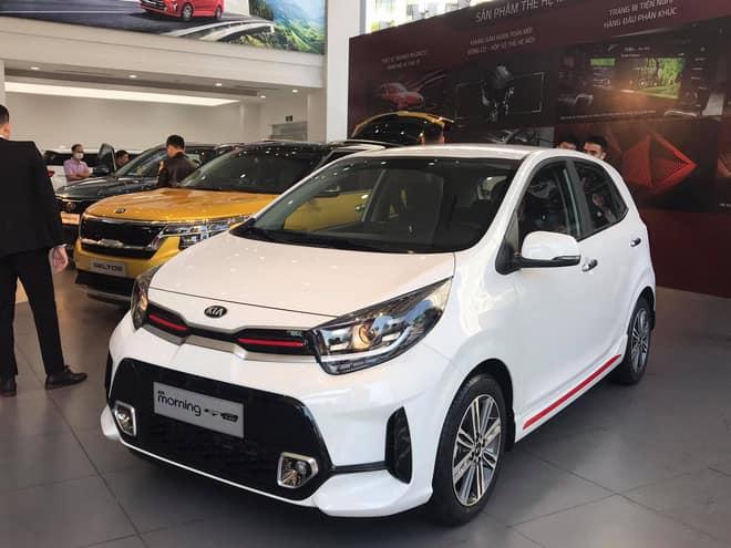 Ô tô giá rẻ từ 400 triệu dồn dập ra mắt, khách Việt hoa mắt chọn - Ảnh 2.