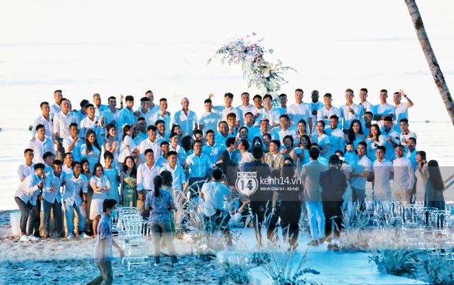 Đám cưới Công Phượng tại Phú Quốc: Hẹn ước mộc mạc, Công Phượng tiết lộ về lời tỏ tình - Ảnh 10.