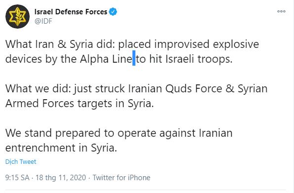 South Front: Thị sát biên giới, Tổng thống Azerbaijan lọt tầm ngắm lính bắn tỉa - Mỹ rình rập phát động chiến tranh, Iran ra tuyên bố nóng - Ảnh 1.