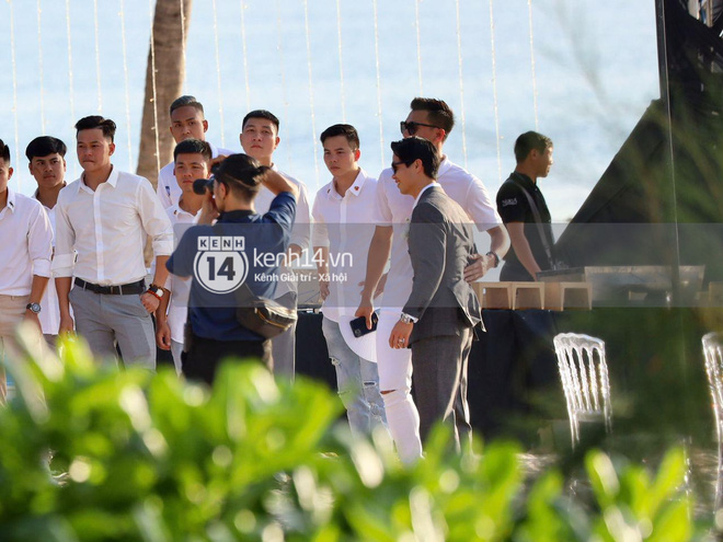 Đám cưới Công Phượng tại Phú Quốc: Hẹn ước mộc mạc, Công Phượng tiết lộ về lời tỏ tình - Ảnh 13.