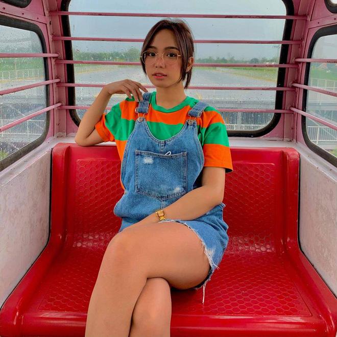 """Hotgirl Philippines bỗng sốt rần rần trên MXH vì trông không khác gì em gái thất lạc của """"streamer bạc tỉ"""" Linh Ngọc Đàm - Ảnh 10."""