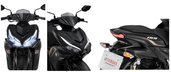 Yamaha tung siêu xe tay ga thể thao, quyết đấu với Honda Air Blade - Ảnh 2.