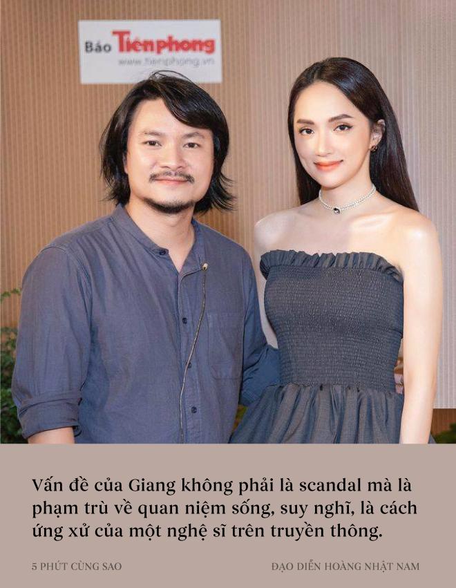 Đạo diễn Hoa hậu VN: Hương Giang chưa làm gì băng hoại đến đạo đức, phải loại khỏi chương trình - Ảnh 1.