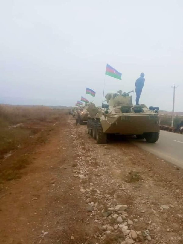Chiến sự Azerbaijan-Armenia: TT Putin ra đòn khiến Washington choáng váng - Israel săn diệt tướng QĐ Syria - Ảnh 3.