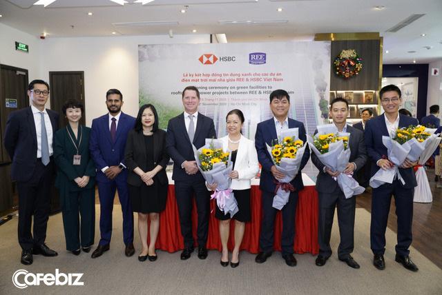 Lắp điện mặt trời mái nhà, Cơ Điện Lạnh của bà Nguyễn Thị Mai Thanh được hỗ trợ tín dụng kép hơn 800 tỷ đồng - Ảnh 1.