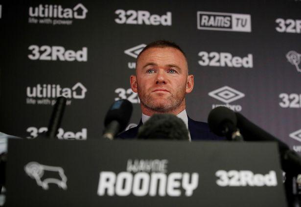 Ra mắt Derby, Rooney muốn xây dựng đế chế giống Alex Ferguson - Ảnh 1.