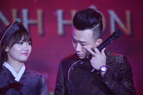 Hari Won đã nói câu gì khiến Trấn Thành phải hoàn toàn thay đổi bản thân? - Ảnh 3.