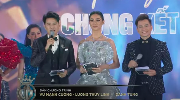 BTV Quỳnh Hoa: Xem ai là hoa hậu chỉ muốn tắt tivi vì người dẫn chương trình chán quá - Ảnh 1.
