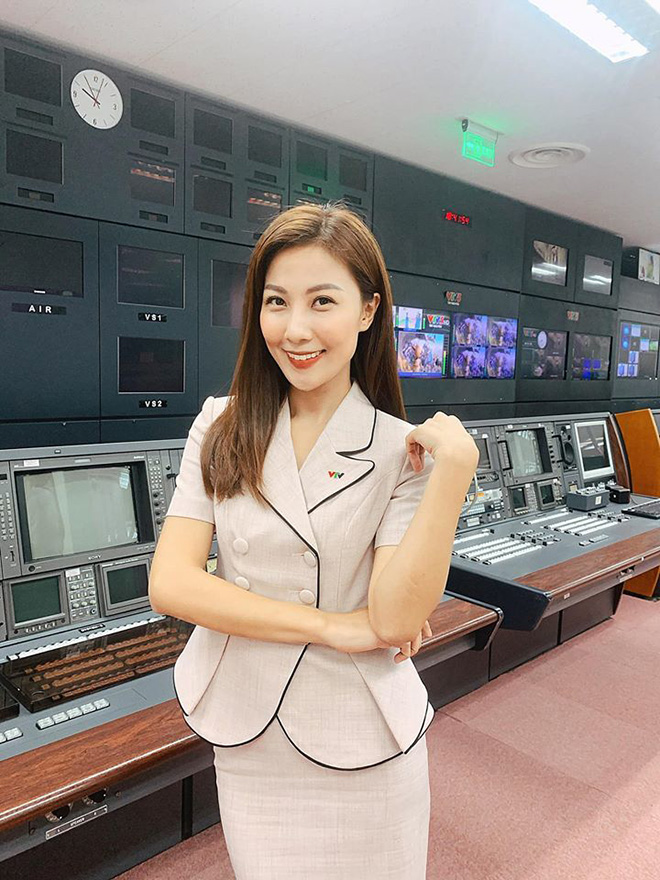 BTV Quỳnh Hoa: Xem ai là hoa hậu chỉ muốn tắt tivi vì người dẫn chương trình chán quá - Ảnh 2.