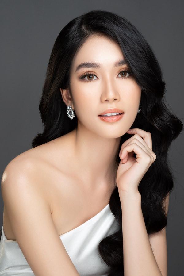 Á hậu 1 Hoa hậu Việt Nam 2020 học vấn khủng: Đạt giải Quốc gia tiếng Pháp, IELTS 8.0 - Ảnh 8.