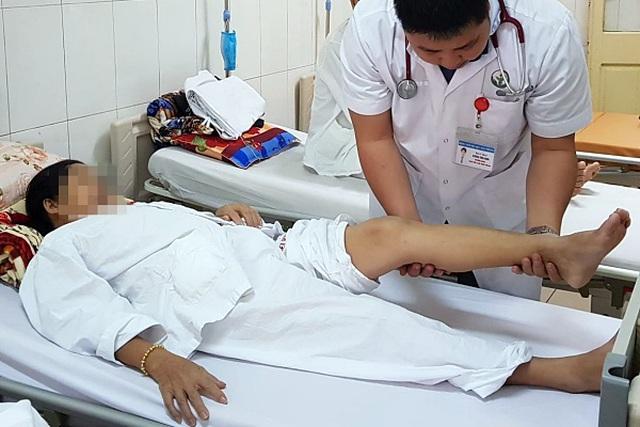 70% nữ giới bị suy giãn tĩnh mạch chân: Chuyên gia Bệnh viện Việt Đức khuyến cáo gì? - Ảnh 1.