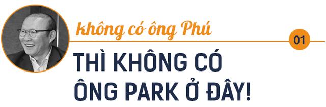 """Những """"món nợ"""" chưa bao giờ kể giữa bầu Đức, HLV Park Hang-seo, và Chủ tịch TPBank Đỗ Minh Phú - Ảnh 1."""