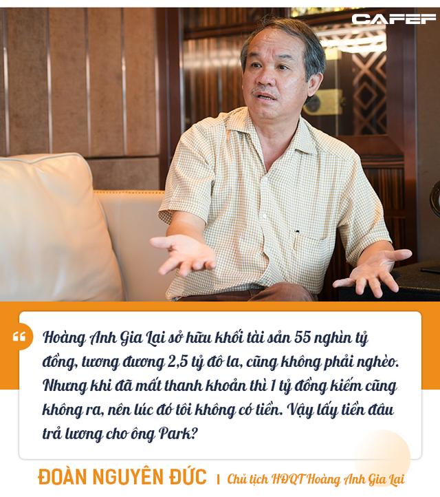 """Những """"món nợ"""" chưa bao giờ kể giữa bầu Đức, HLV Park Hang-seo, và Chủ tịch TPBank Đỗ Minh Phú - Ảnh 3."""
