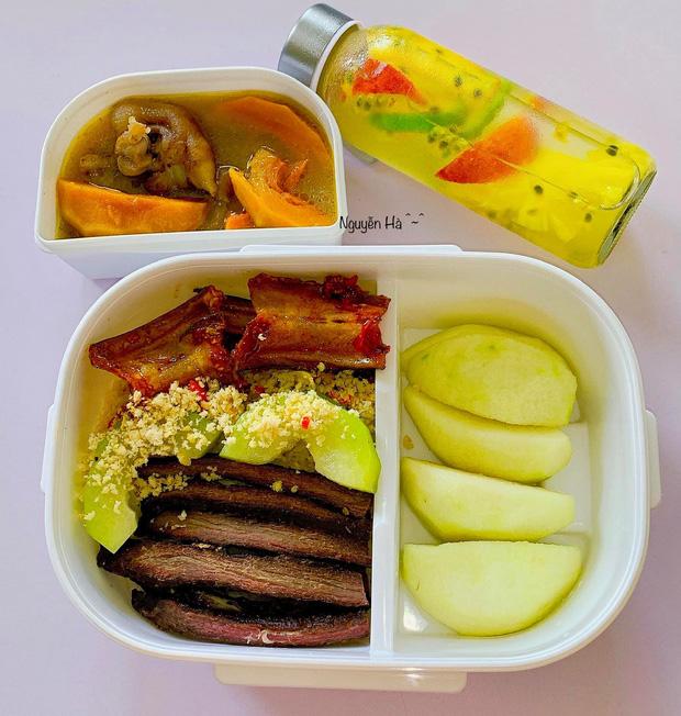 Cô giáo mầm non chăm mang cơm đi làm dù trường có canteen, tiết lộ mỗi hộp đều vô giá vì lý do đặc biệt - Ảnh 4.