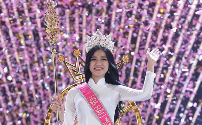 Nhan sắc đời thường gây mê mẩn của tân Hoa hậu Việt Nam 2020 Đỗ Thị Hà - Ảnh 1.