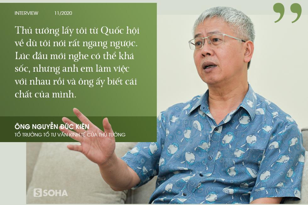 Chuyện Không ngại mồm, không uốn lưỡi ở tổ tư vấn kinh tế của Thủ tướng - Ảnh 2.