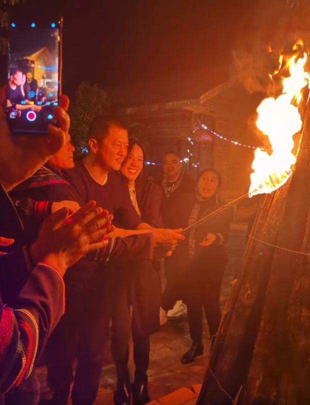 Lý Á Bằng có động thái gây bão giữa tin đồn Vương Phi chia tay Tạ Đình Phong vì kết quá ADN của con trai Trương Bá Chi - Ảnh 2.