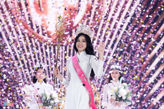 Soi biểu tượng quyền lực của Hoa hậu Việt Nam trong Thập kỷ hương sắc - Ảnh 1.