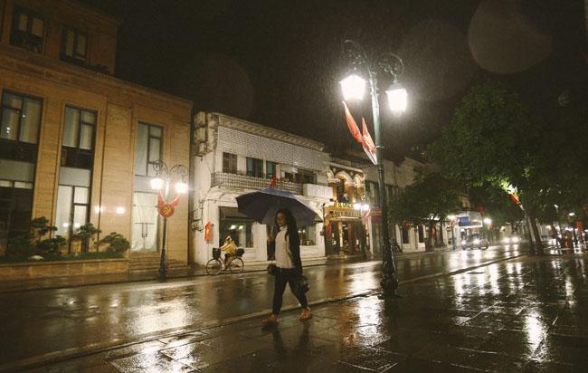 Hà Nội sắp chuyển mưa lạnh - Ảnh 1.