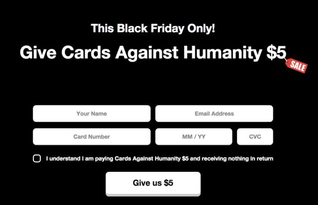 Kỹ thuật sales đỉnh cao: Không bán bất cứ thứ gì dịp Black Friday, một công ty thu 71.145 USD sau 24 giờ - Ảnh 3.