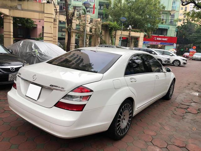 Độ kiểu Maybach, Mercedes-Benz S 550 cũ vẫn có giá rẻ hơn Toyota Corolla Altis cả chục triệu đồng - Ảnh 2.