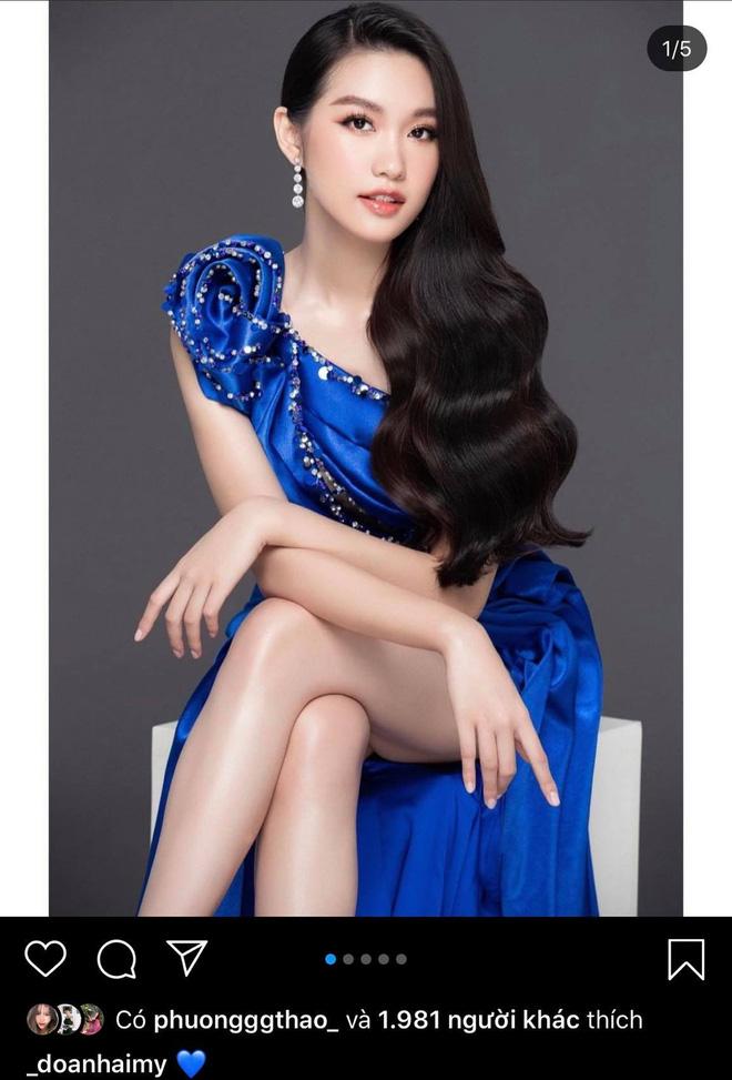 Đoàn Văn Hậu và Doãn Hải My tiếp tục để lộ hint hẹn hò sau màn tặng hoa ở Chung kết Hoa hậu - Ảnh 5.