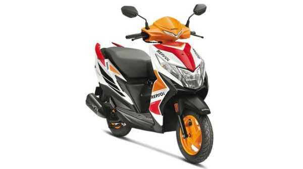 Xe ga giá rẻ mới của Honda lộ diện tại Ấn Độ, bán 22 triệu đồng - Ảnh 2.