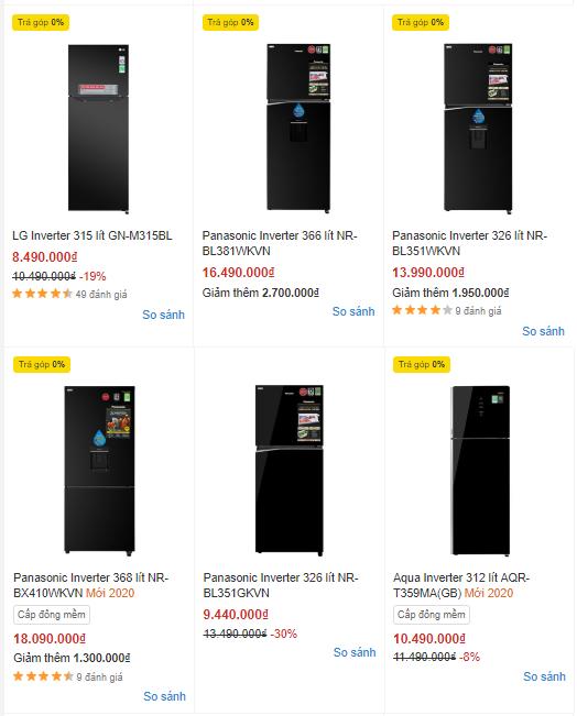 """Cuộc đua giảm giá cuối năm: Nhiều smart tivi, tủ lạnh hạng sang giảm """"sập sàn"""" - Ảnh 1."""