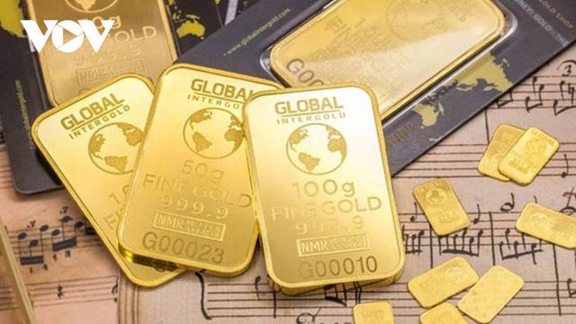 Giá vàng năm 2021: Trên đỉnh cao hay dưới vực sâu? - Ảnh 1.