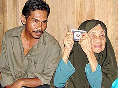 Cụ bà 118 tuổi với 23 lần kết hôn cưới chồng kém 70 tuổi - Ảnh 1.