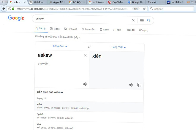 Những từ khóa tìm kiếm Google tạo hiệu ứng lạ mắt - Ảnh 1.