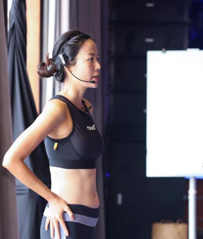 Sắc vóc tuổi 44 của cựu Hoa hậu Việt Nam có vòng eo hấp dẫn nhất - Ảnh 6.