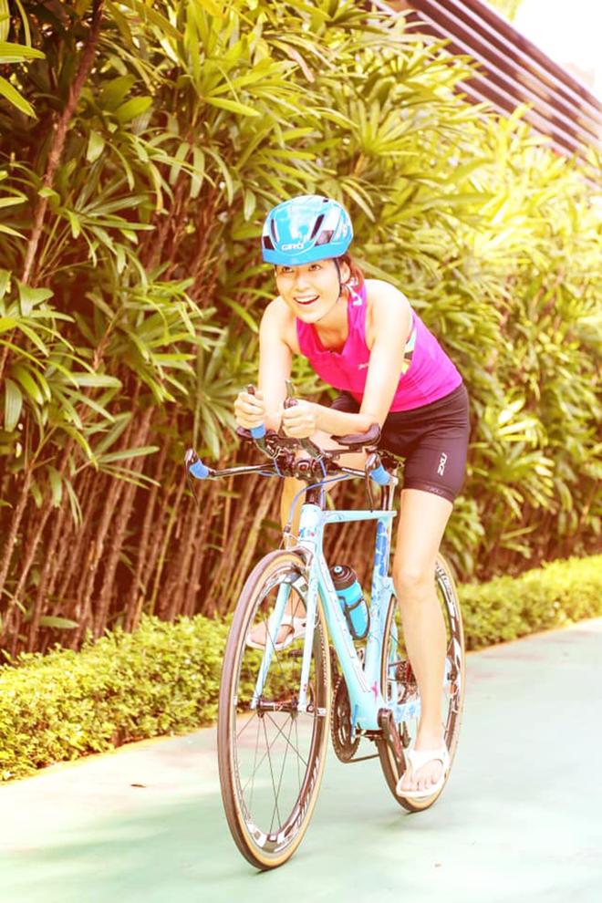 Sắc vóc tuổi 44 của cựu Hoa hậu Việt Nam có vòng eo hấp dẫn nhất - Ảnh 9.