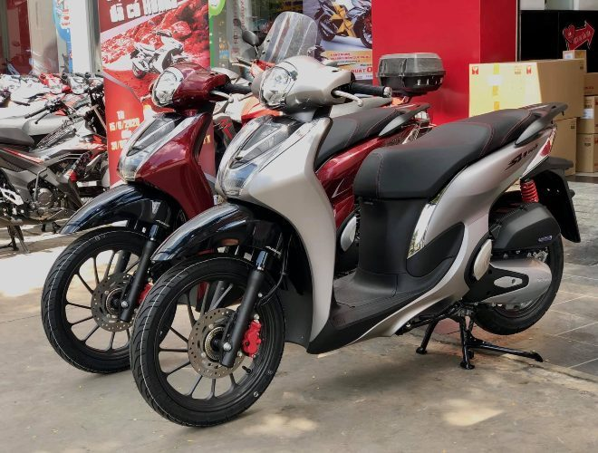 Cận Black Friday, xe máy Honda SH bất ngờ hạ giá gần 14 triệu đồng - Ảnh 2.