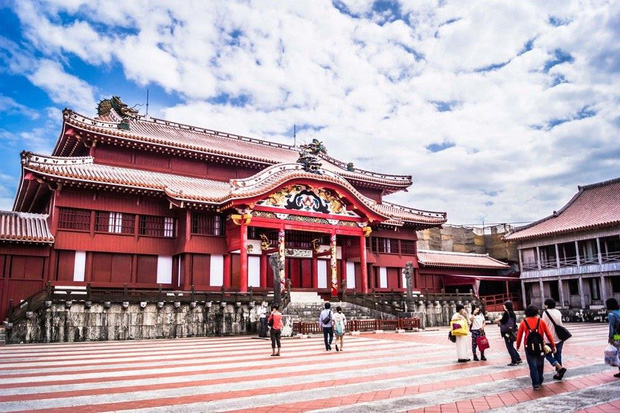 Toà lâu đài đen đủinhất Nhật Bản: Mới 600 tuổi mà bị thiêu rụi tới 5 lần, giờ chỉ còn tàn tích - Ảnh 3.